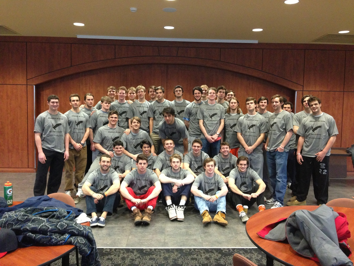 Bucknell Mens Lacrosse Team