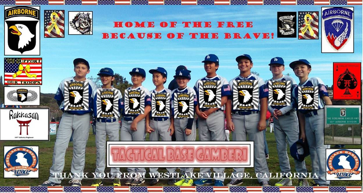 Westlake Village_CA_Baseball Team