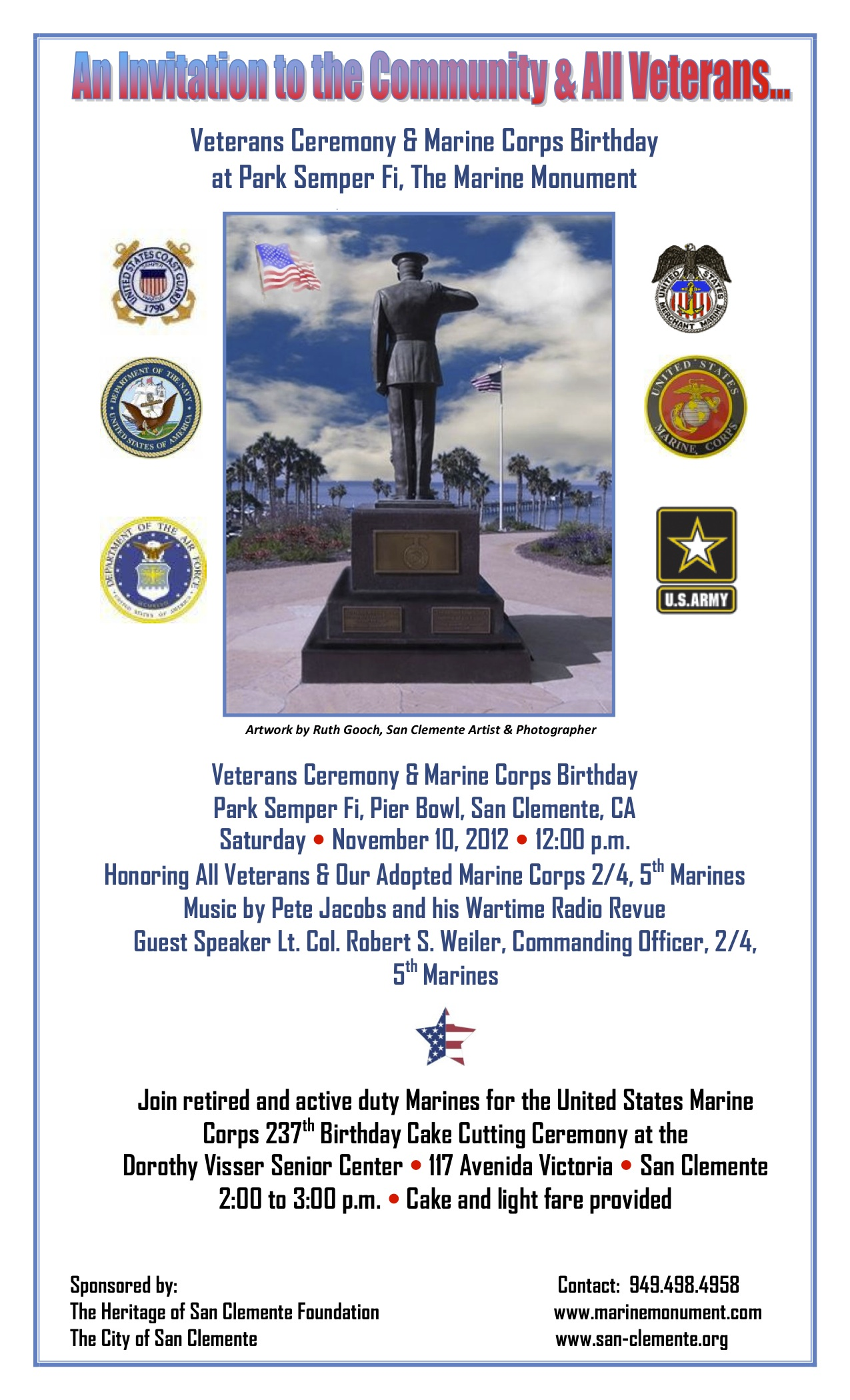 SanClemente_Veterans Day_2